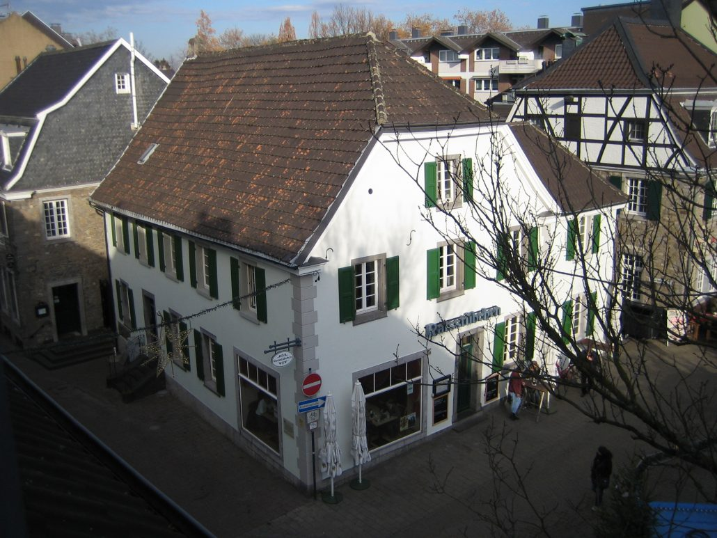 Ratsstübchen/Denkmalschutz